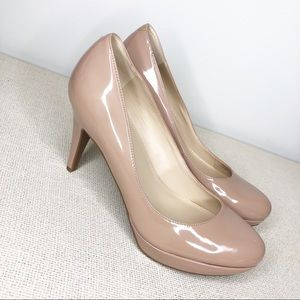 Marc Fisher / NEW IN BOX Sydney Nude Heels